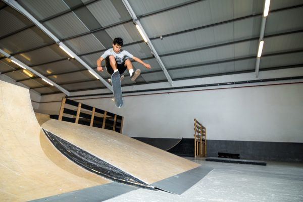 Team Rider Extreme Center Lanzarote. Mohamed Benali