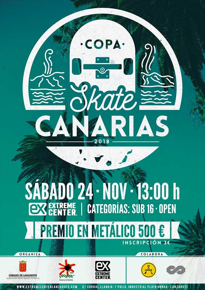 Copa Skate Canarias 2018